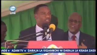 Tuji kumbushe kidogo hapaa Kwanini yeye hatumbuliwi