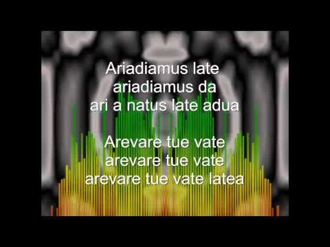 Adiemus - Adiemus (Instrumental & Lyrics)