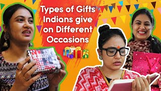 Types Of Gifts Indians Give On Different Occasions
