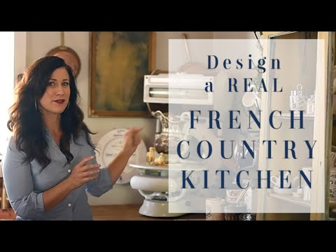 French Country Kitchen Tour | How to Make a French Country Kitchen | Everyday Château Episode VIII