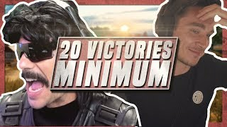 20 VICTORIES MINIMUM   With TSM BREAK