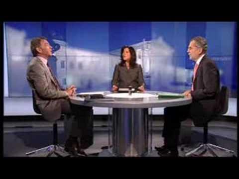 TV-Duell 04.09.2008 Haider - Van der Bellen Part 2