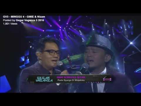 PADA SYURGA DI WAJAHMU - Gmie ft. Nizam (GV2016-3)