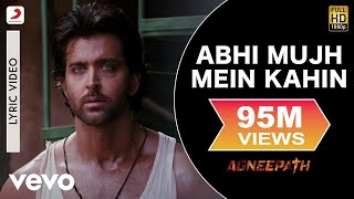 Video Agneepath - Hrithik, Priyanka | Abhi Mujh Mein Kahin Lyric download MP3, 3GP, MP4, WEBM, AVI, FLV Agustus 2018