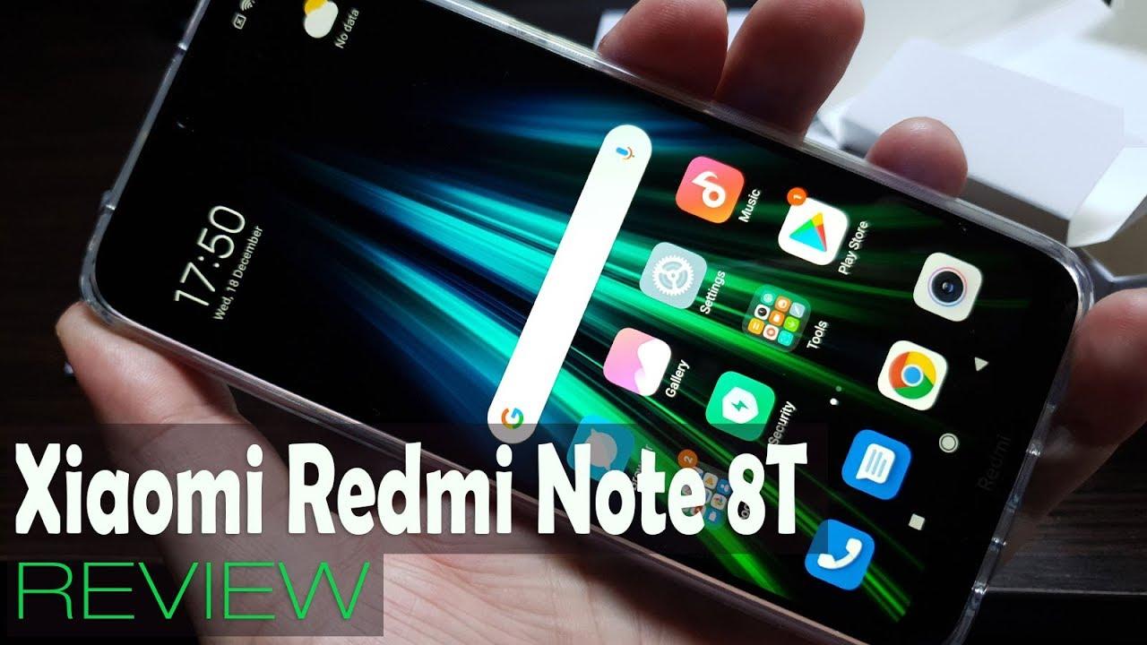 Xiaomi Redmi Note 8T Review în Română (cel mai ieftin telefon cu quad-camera)