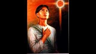 With Love and Faith (song for Saint Pedro Calungsod)