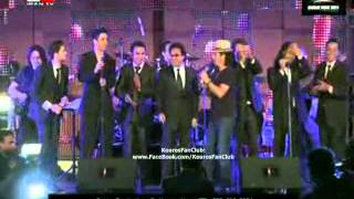 Andy & Kouros - (Khodaye Asemoonha) _ A Tribute To TOOFAN [31th May 2012]