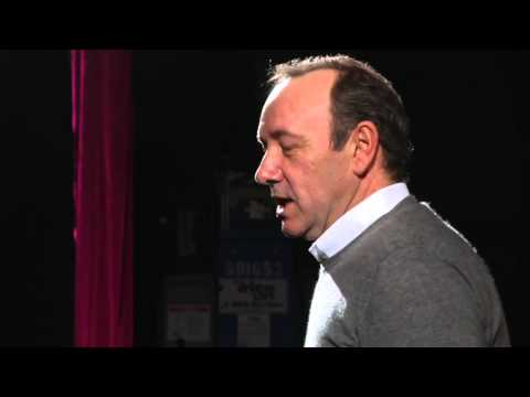 Kevin Spacey Interview - New York