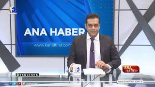 Kanal Fırat Ana Haber Bülteni 25 05 2020