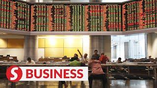 Bursa rides trading wave