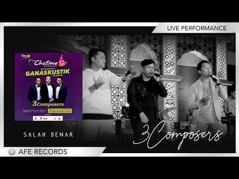 3 Composers - Salah Benar (Live Ganaskustik @ Summarecon Mall Bekasi )