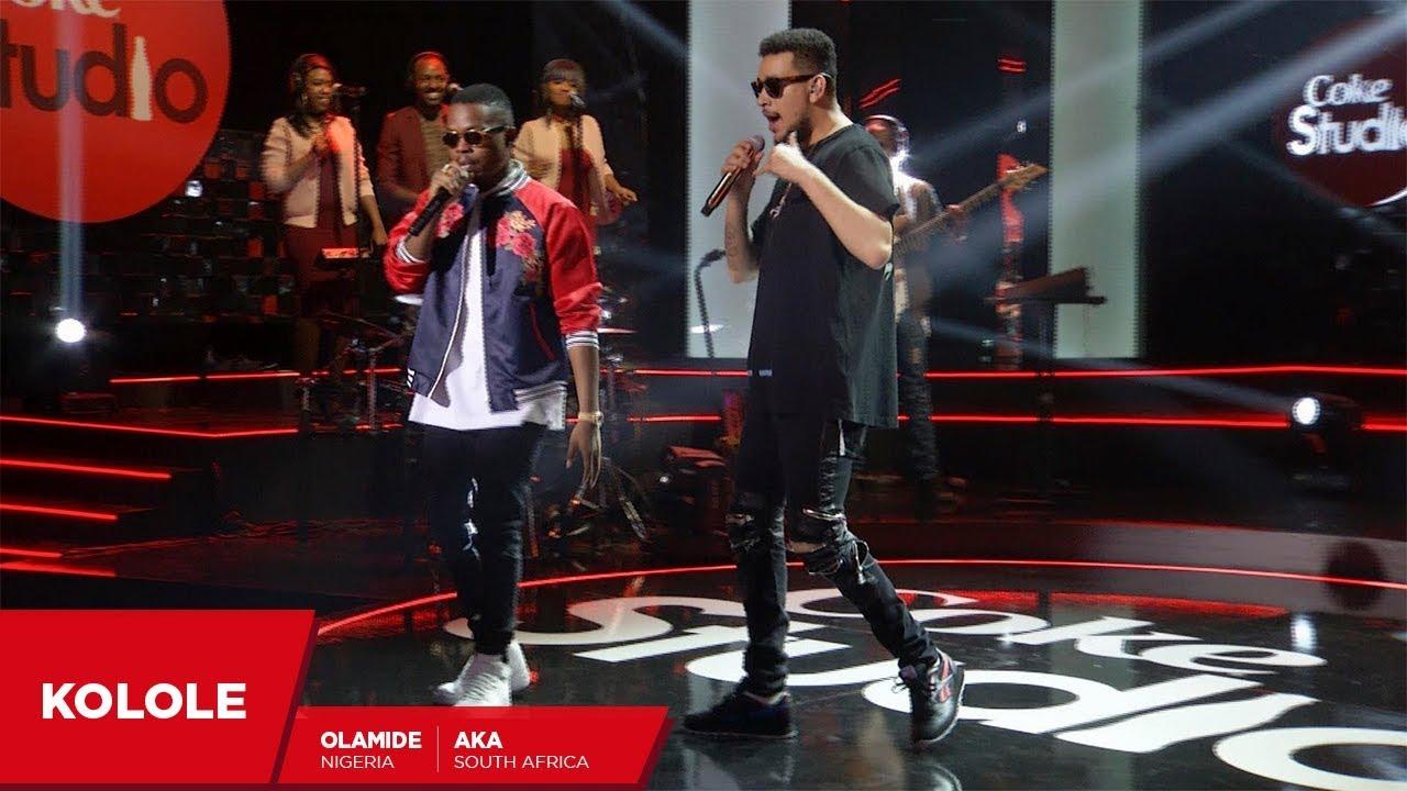 AKA, Olamide and Sketchy Bongo: Kolole – Coke Studio Africa