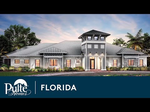 New Homes in Sarasota Florida - Shoreview at Lakewood Ranch Waterside by Pulte Homes