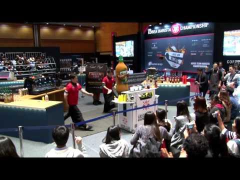 Syrup Sport Flair 2015 Seoul Cafe Show