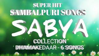 Supar Hit Sambalpuri Top 6 Song (Singer- Sabya )