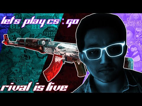 CS:GO Live India!Eat,Sleep,Job,Stream Repeat Life of a part time streamer! #89