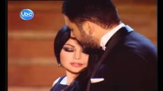Haifa Wehbe and Ramy Ayach - Ana Am Behlam Fik هيفا وهبى و رامى عياش - انا عم بحلم فيك