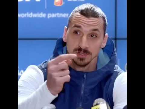 Zlatan Ibrahimovic World cup 2018 commercial (VISA)