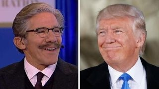 Geraldo  Trump has to begin the process of healing