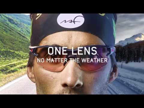 Reactiv Photochromic: one lens no matter the weather