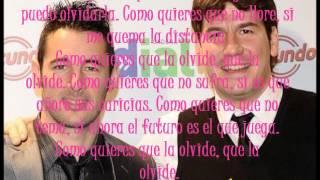 Andy & Lucas ~Como Quieres~ *LeTrA*