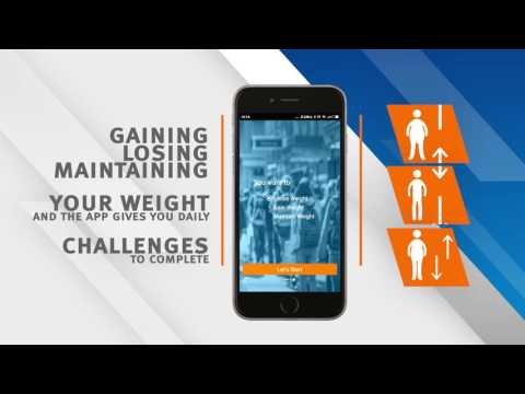 Health is wealth! See how the mobile fitness and health app B-FIT keeps you fit and healthy