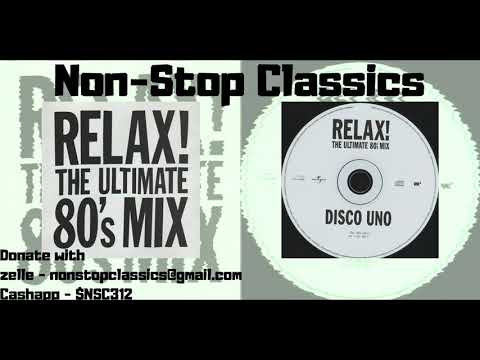 Relax The Ultimate #80s #Mix CD1 #Mixtape #newwave #synthpop #alternative #rock