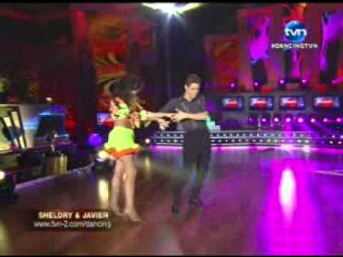 Dancing With The Stars - Panama Sheldy y Javier Gala 8