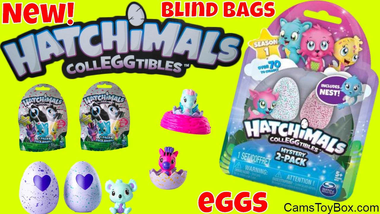 Hatchimals Blind Bags 2 Pack Nest Colleggtibles