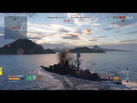 World Of Warships: Legends, The USS Arizona