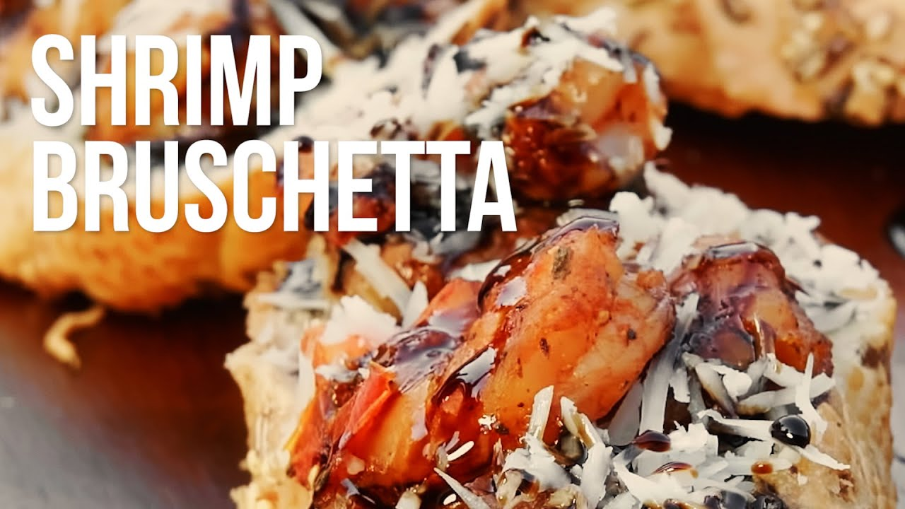 how-to-make-shrimp-bruschetta