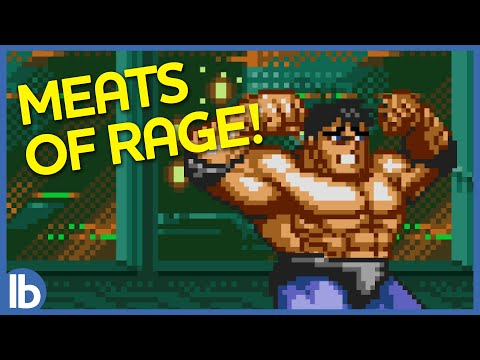 The Totally Weird Thing No One Noticed in Video Games (Streets of Rage)