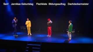 MAYBEBOP in Bremen - Improvisation