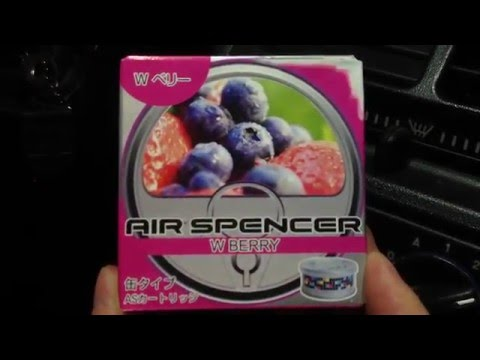 Eikosha AIR SPENCER Дикая ягода