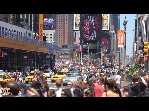 People Are Fleeing New York City and other Metros!