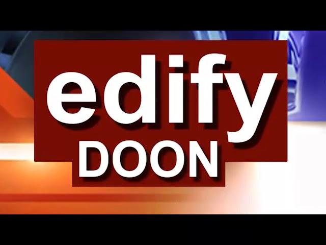 Edify doon daily news-5 nov2019