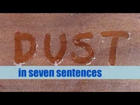 """""""Dust in seven sentences"""" - SMI 7.16"""