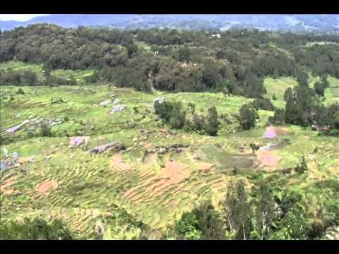Lempo - Objek Wisata Tana Toraja - South Sulawesi - Peta (Map) - Indonesia Travel Guide (Tourism)