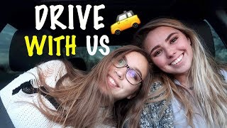 DRIVE WITH ME IN MY NEW CAR!