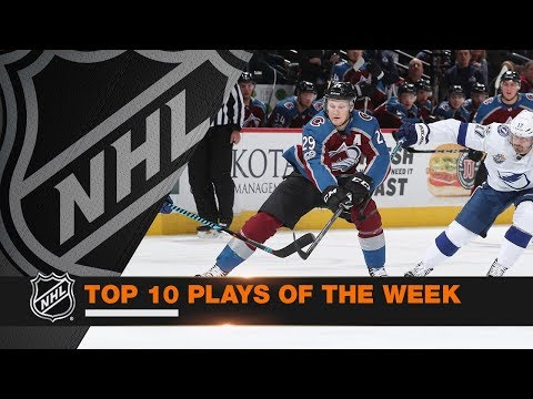 Top 10 Plays from Week 11
