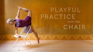 Carrie Owerko - Playful Practice w/ the Chair: SUPER TRAILER