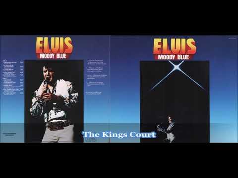 Elvis Presley - Moody Blue - 1977 - Full Album
