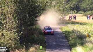 WRC Germany 2019 - Thierry Neuville on the limit (SS5 Stein und Wein)