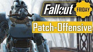 Patch-Vorschau & Unsterblicher Spieler in Fallout 76 - Fallout Friday