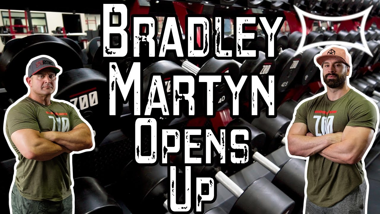 Bradley Martyn Opens Up About Dad S Death And Shows Us His New Gym