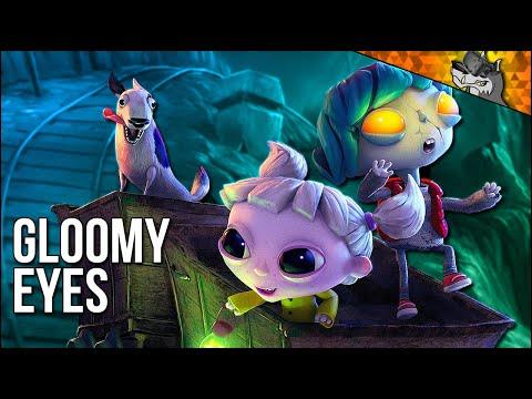 Gloomy Eyes | The BEST VR Film Ever Made (Full Movie)