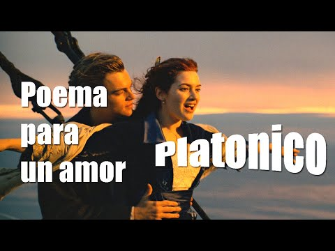 Poema Para Un Amor Platonico Viajo A Traves De Ti Youtube