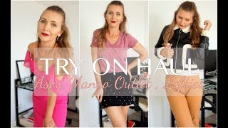 TRY ON HAUL SEPTIEMBRE: ASOS, MANGO OUTLET, ZARA, LEFTIES