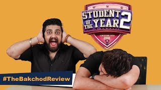 Student Of The Year 2 Review ROAST Tiger Shroff Ananya Panday Tara Sutaria Bakchod Review