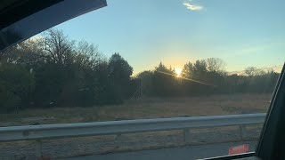 Incredible Kansas Sunrise on Election Day